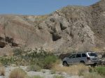 Our journey through Palm Wash and the Calcite Mine Trail.