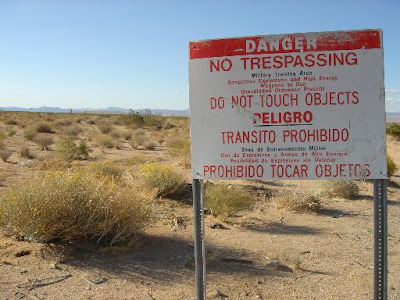 Area 51 May Not Be As Fine As Area 29 (two-nine) - Desert