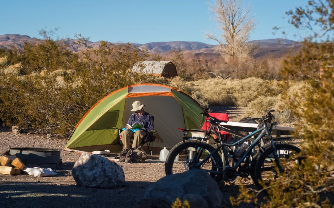 Death Valley Campgrounds Opened Oct 15, 2020