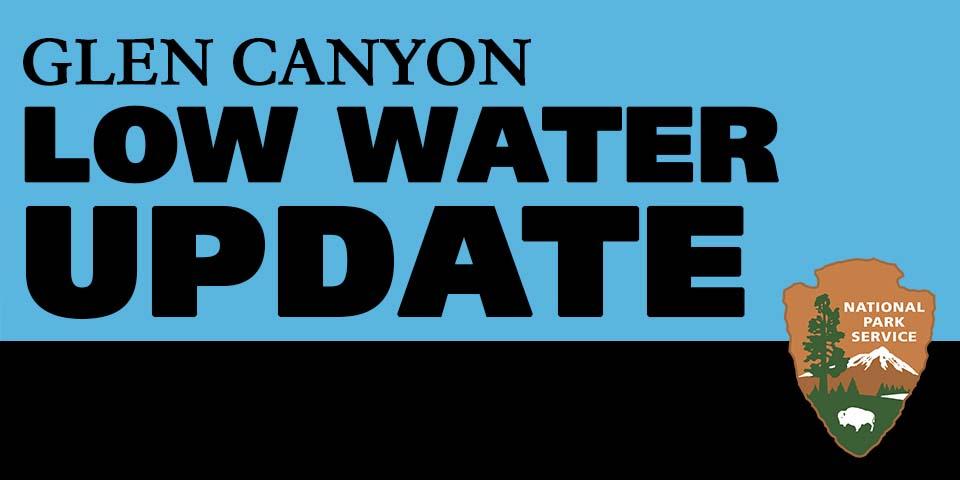 Low Water Update