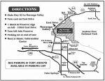 Map to Big Morongo