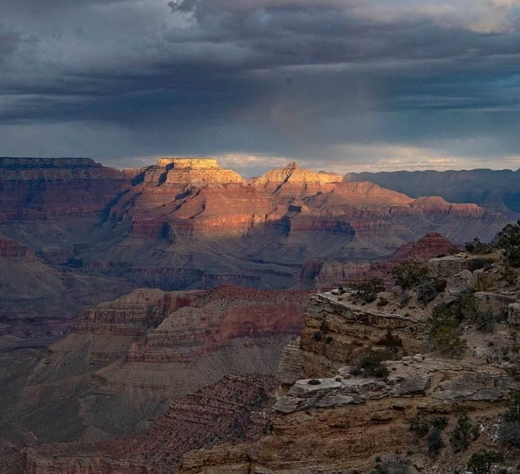 Man sentenced for violating Order of Protection in Grand Canyon National Park