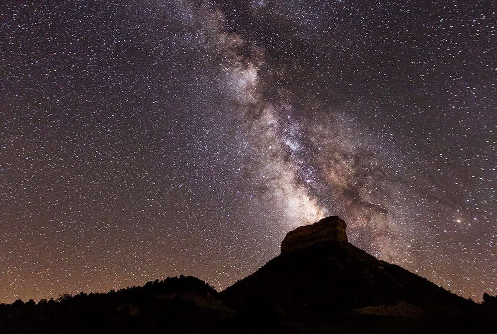 Mesa Verde National Park Certified as 100th International Dark Sky Park