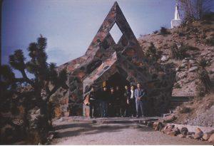 Servicemen Visit 1950s