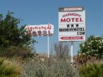 The Harmony Motel Today