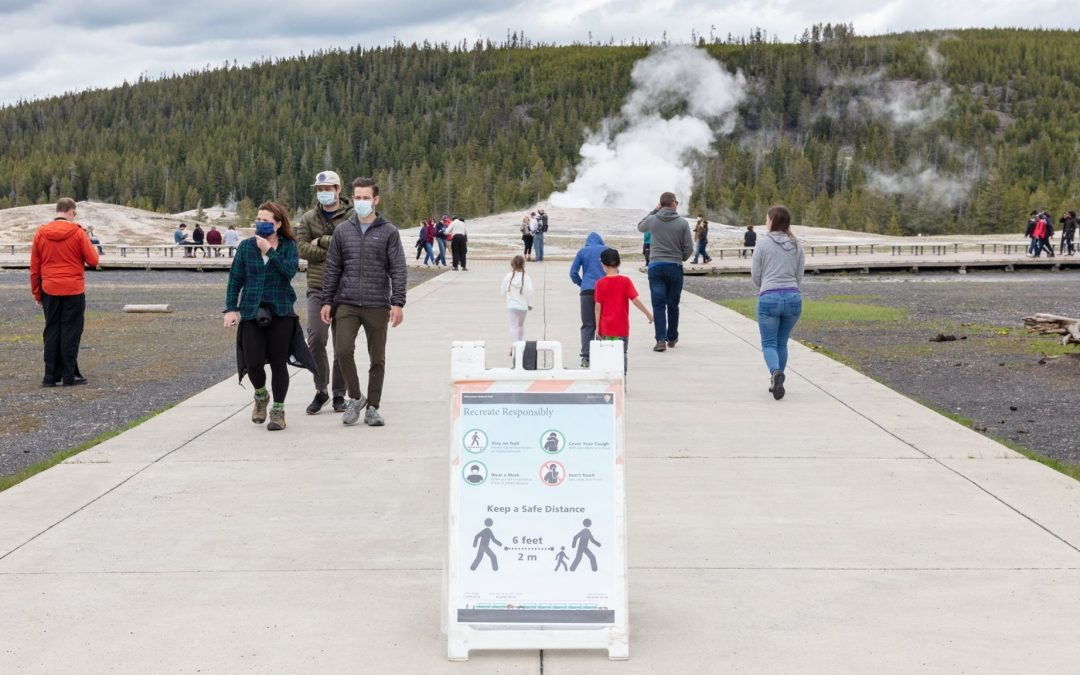 National Parks Hosted 237 Million Visitors in 2020