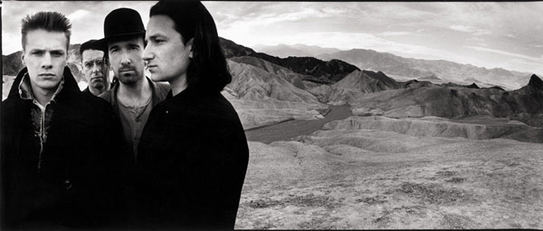Image result for joshua tree u2 album pics
