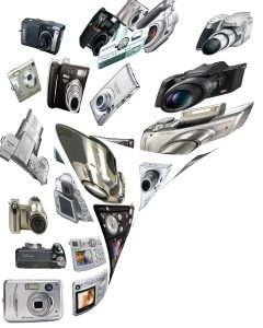 Choosing a camera can be confusing