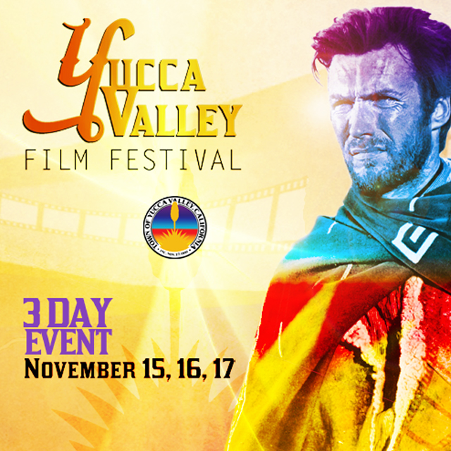 "The Red Carpet Comes to Yucca Valley ""Free"" Film Festival"