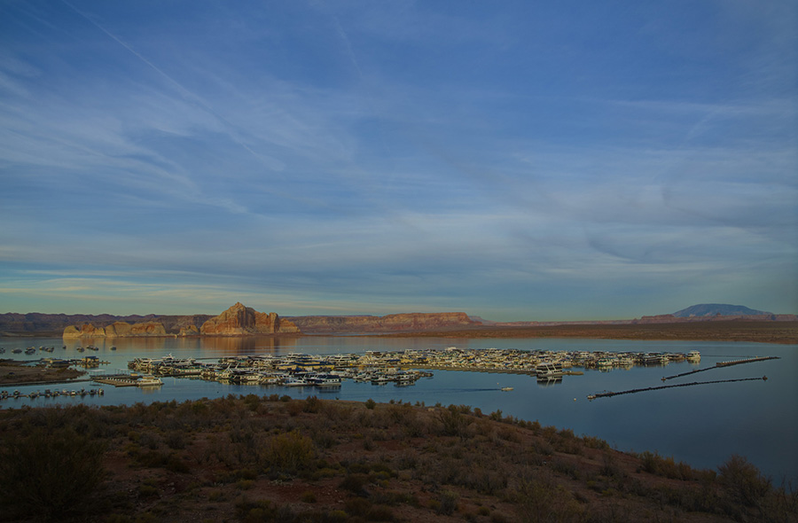 Some Dangling Rope Services Unavailable This Season at Lake Powell