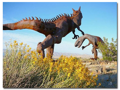 Insider's Guide to Borrego Springs, CA