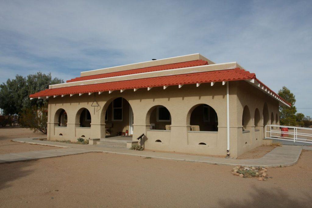 The Goffs Schoolhouse