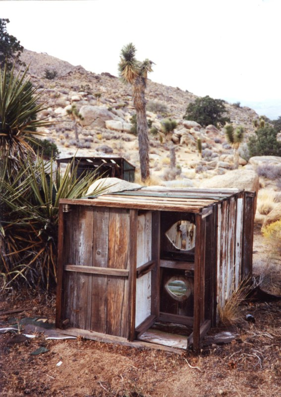 Outhouse, 1982