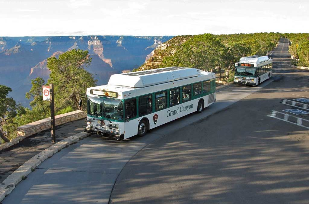 Grand Canyon National Park to Begin Modified Shuttle Bus Operations