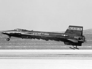 The x-15