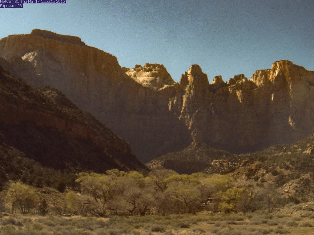 Name Released of Climber Fatality in Zion National Park