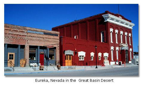 Great Basin Desert - DesertUSA
