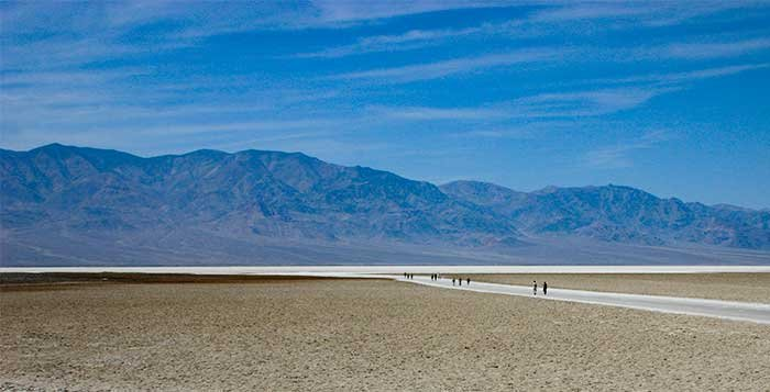 Photo of Badwater located in Death Valley