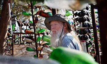 Elmer and His Bottletrees