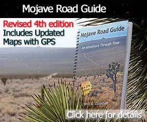 Mojave road guide