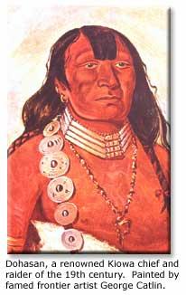 Apache and Navajo Warriors - Outside Raiders - DesertUSA