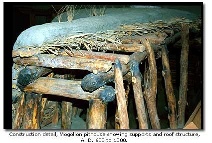 Native Americans Mogollon Desertusa