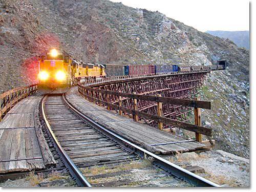 Carrizo Gorge Railway Desertusa