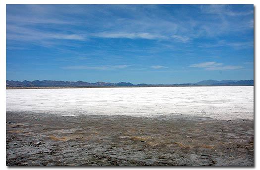 Bristal dry lake