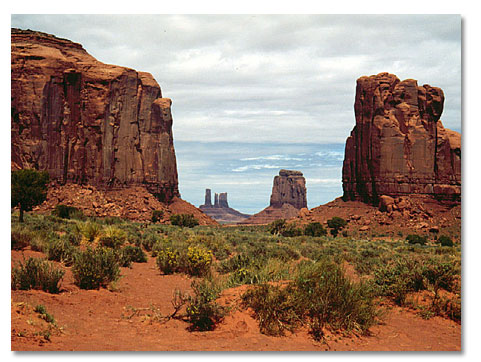 Monument Valley Navajo Tribal Park (