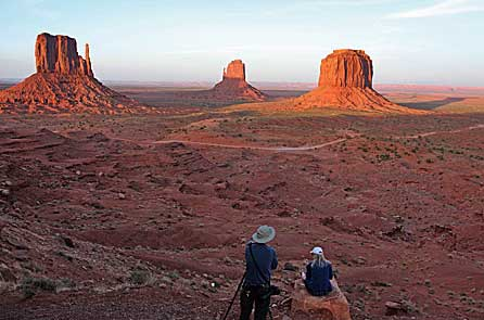Monument Valley Navajo Tribal Park Camping And Lodging