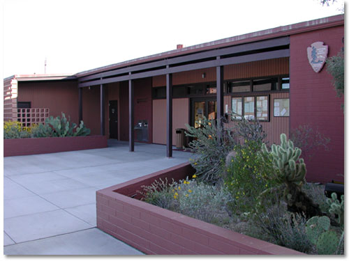 The Kris Eggle Visitor Center At Organ Pipe Is A Good Place To Begin Your Visit
