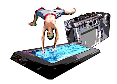 Diving into the Digital Pool