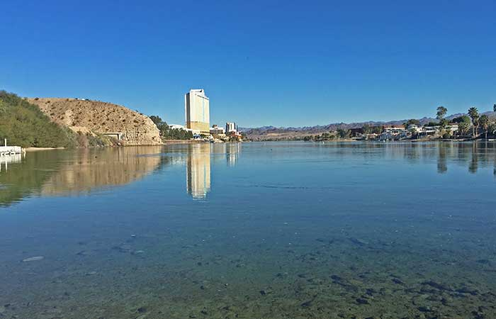 Colorado River And Lakes Water Levels And Temperatures Desertusa