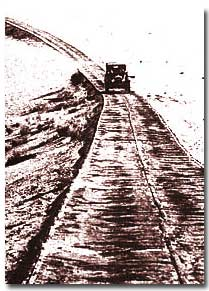 The Old Plank Road In The Imperial Sand Dunes Desertusa