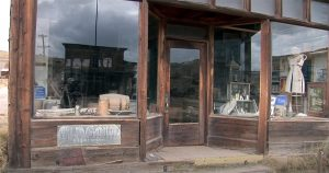Storefront in Bodie