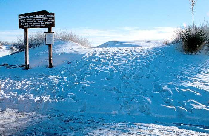 White Sands National Monument Things To Do Desertusa