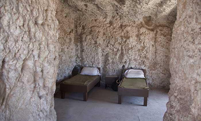 Yuma Territorial Prison State Historic Park, AZ - DesertUSA