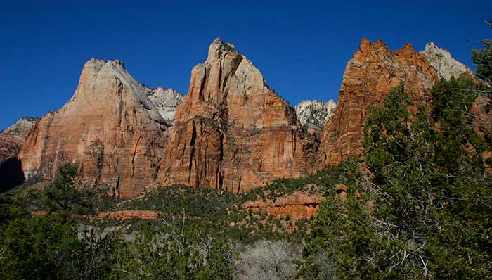 zion national park overview
